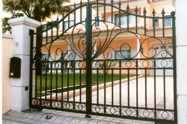 portão Serralheria Joinville